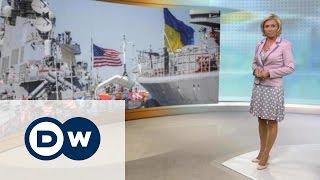 Игра мускулами НАТО и России: остановится ли гонка учений? - DW Новости (10.09.2015)