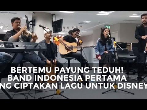 Bertemu Payung Teduh! Band Indonesia Pertama Yang Ciptakan Lagu Untuk Disney