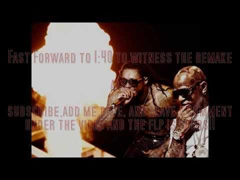 Birdman Ft  Lil Wayne Fire Flame INSTRUMENTAL OFFICIAL remake by RoZe (+ FREE FLP)