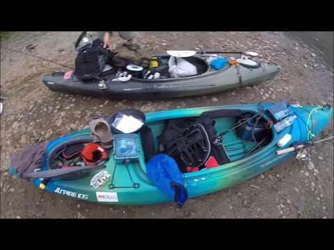 muskingum river 3 day kayaking trip labor day 2017