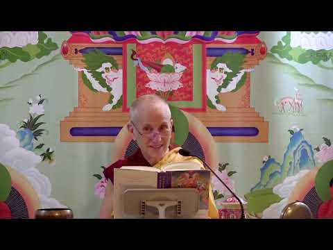 36 The Foundation of Buddhist Practice: Rebirth: Past and Future Lives 02-28-20