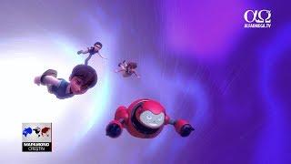 Lumea digitală, desenele animate și sfârșitul  Alfa Omega în obiectiv, 09 aprilie 2020