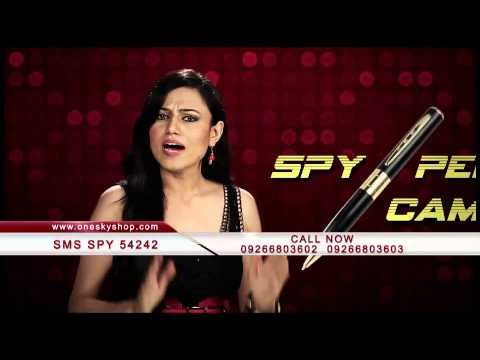 SPY PEN Hindi