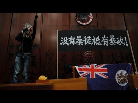 """《石涛聚焦》「纽时:习近平是否已对香港态势失去耐心?」立法会被冲击时 习近平展开整党""""不忘初心 牢记使命"""" 他把自己与中共捆绑一起—从19大""""方得始终""""之生门 转入""""牢记使命""""之绝路"""