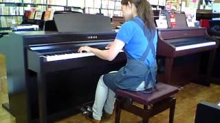 【サウンドで選ぶ!旧品番】20万円クラスの電子ピアノ聴き比べ(ヤマハCLP470) thumbnail