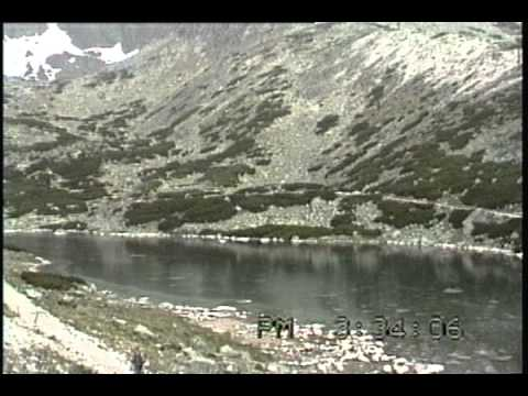 1/5 21 Jun 1991 Another visit to the High Tatras of Slovakia