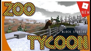 All animals captured!100% completion(Roblox Zoo Tycoon)(Shorted version)