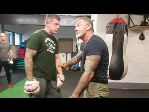 UC | Lee Morrison | Self Protection |  Using the Headbutt In Fight!