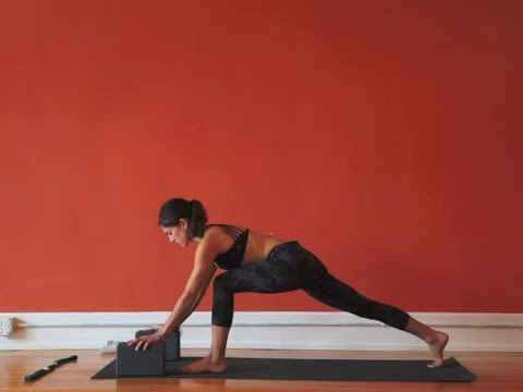 Hot Asana Yoga University training video 2016 - 75 min vinyasa class