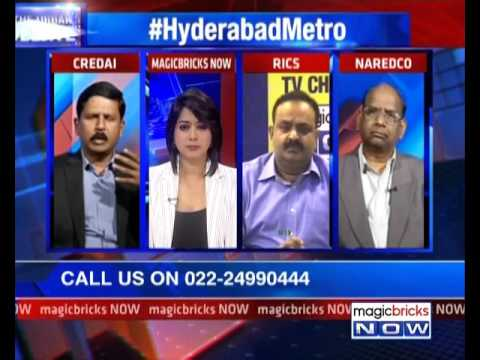 Hyderabad's metro push – The Urban Debate
