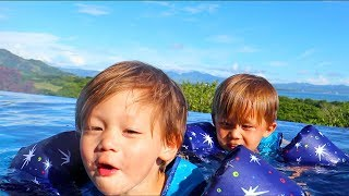 The Kids Want To Stay In Fiji! (Last Day)