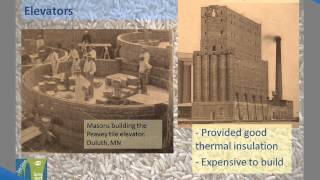 Concrete Grain Elevators: Their Early Design, Construction, Successes, and Failures