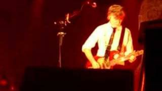 Crowded House Bournemouth - Nails in my Feet