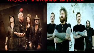 Rock Versus Battle - Hellyeah vs. Mastodon