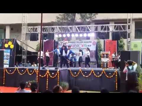 Dance Performance 2k17 - Dynamic Society 2k17