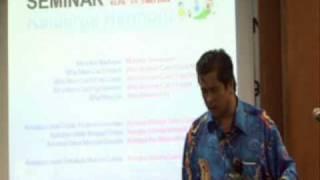 Seminar Rahsia Rumahtangga Harmoni - 3 Mei 2009 - Part 1 Mp3