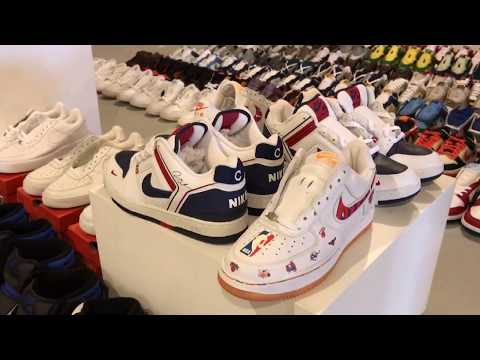 ShoeZeum Damon Dame Dash OG Sneaker And Platinum Record Collection