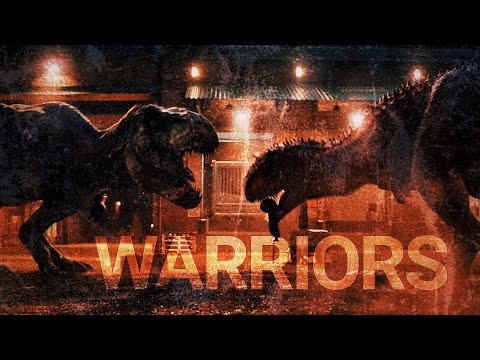100-subscribers-special-||-jurassic-world-fallen-kingdom---warriors-(imagine-dragons)-music-video