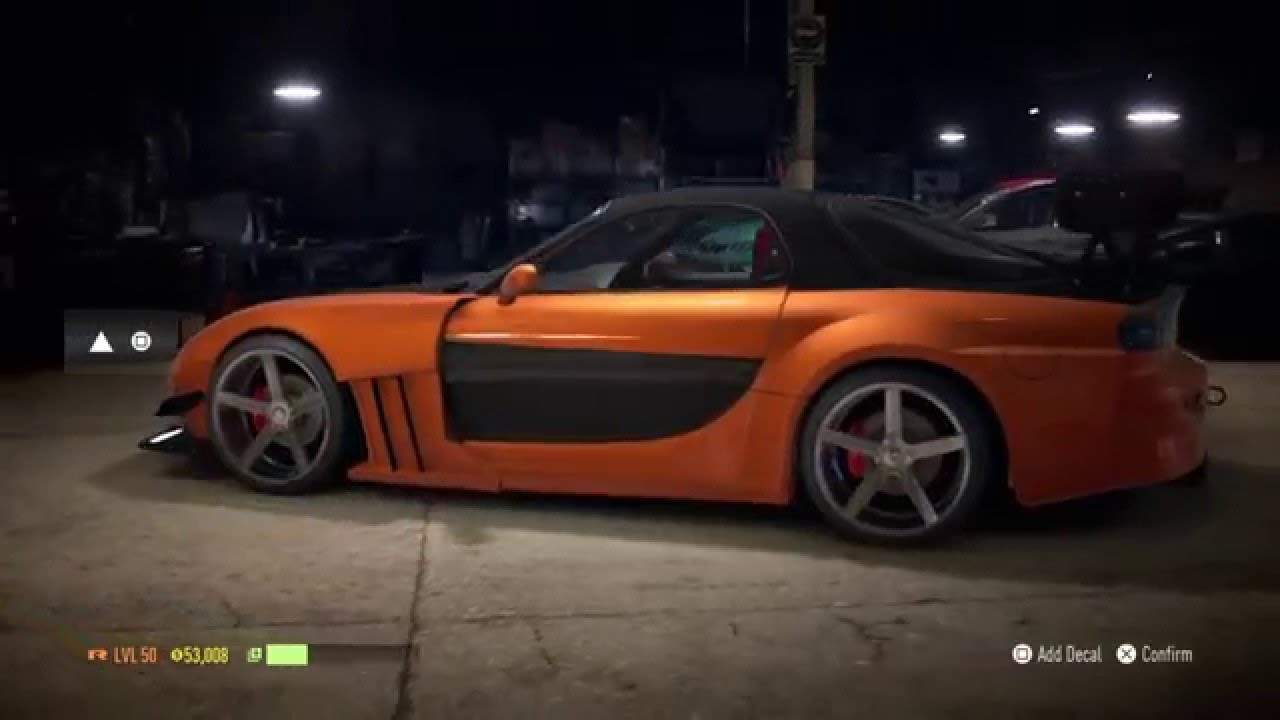 need for speed 2015 mazda rx7 best drift car youtube. Black Bedroom Furniture Sets. Home Design Ideas