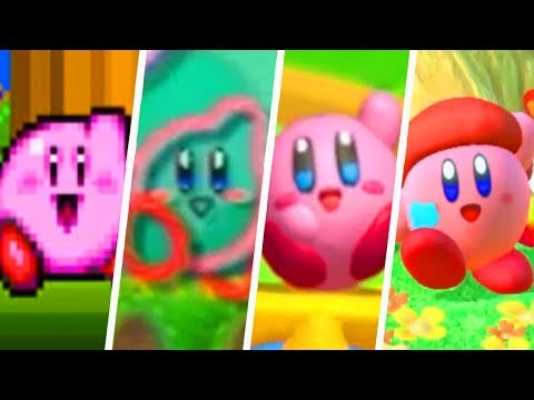Evolution of Kirby's Victory Dances (1992 - 2019) Mp3