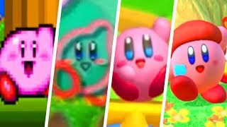 Evolution of Kirby's Victory Dances (1992 - 2019)