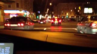 BMW M5 Gold  бмв сила!! 2013