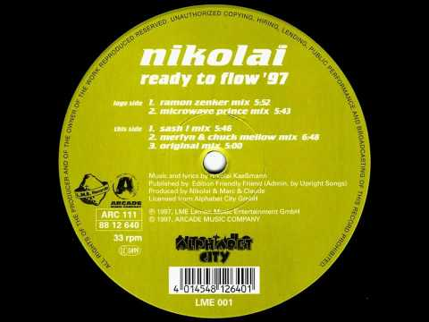 Nikolai - Ready To Flow