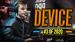 device - 3rd Best Player In The World - HLTV.org's #3 Of 2020 (CS:GO)