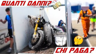 WHO PAYS THE DAMAGES? WHAT DOES BMW SAY? AND NOW WHAT HAPPENS? MISANO FALL ANALYSIS!