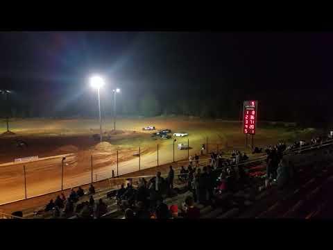 Street Stock Feature 2/17/18 Southern Raceway, Milton, Florida