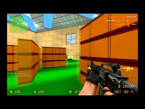 Как научиться играть в ксс (простой секрет как круто играть в Counter-Strike:Source) 2015