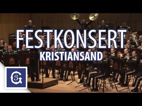 HMKG Festkonsert Kilden, Kristiansand 2017