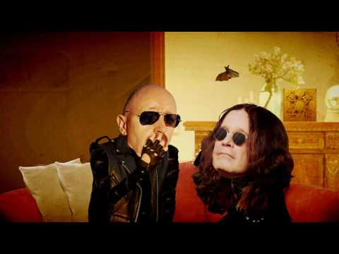 Rob & Ozzy Jim Breuer's ODD COUPLE, From The Metal In Me Podcast Part 1