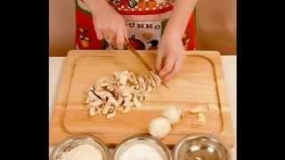 Грибной суп пюре из белых грибов