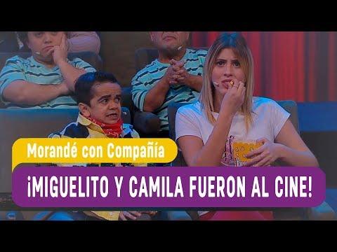 ¡Miguelito y Camila fueron al cine! - Morandé con Compañía 2019