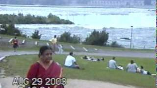 My trip to the US - Vol 1 - The  Niagara Falls is worth seeing