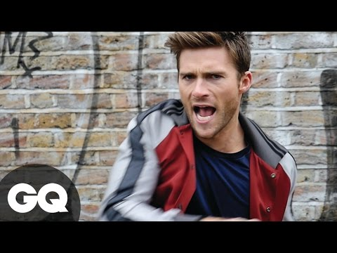 Scott Eastwood Is A Man Not To Be Messed With  GQ  Style  Photoshoot