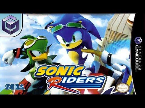 Longplay of Sonic Riders