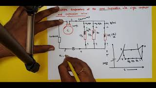 Baixar Multiple evaporators at the same temperature with single compressor and expansion valve || in hindi