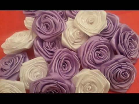 Оренбург букет для невесты из атласных лент видео 9