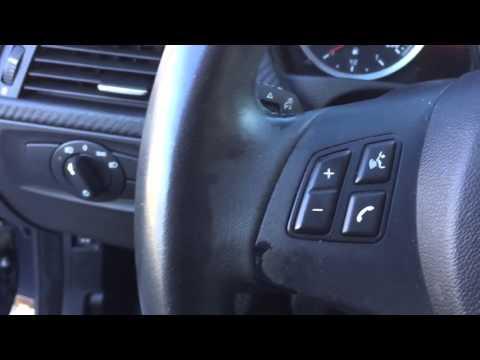 2008 Bmw M3 Sedan Interior Youtube