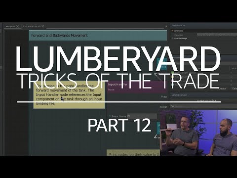 Organizing & Navigating your Amazon Lumberyard Script Canvas Graphs with bookmarks & comments
