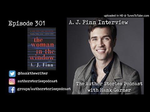 Episode 301 | A. J. Finn Interview