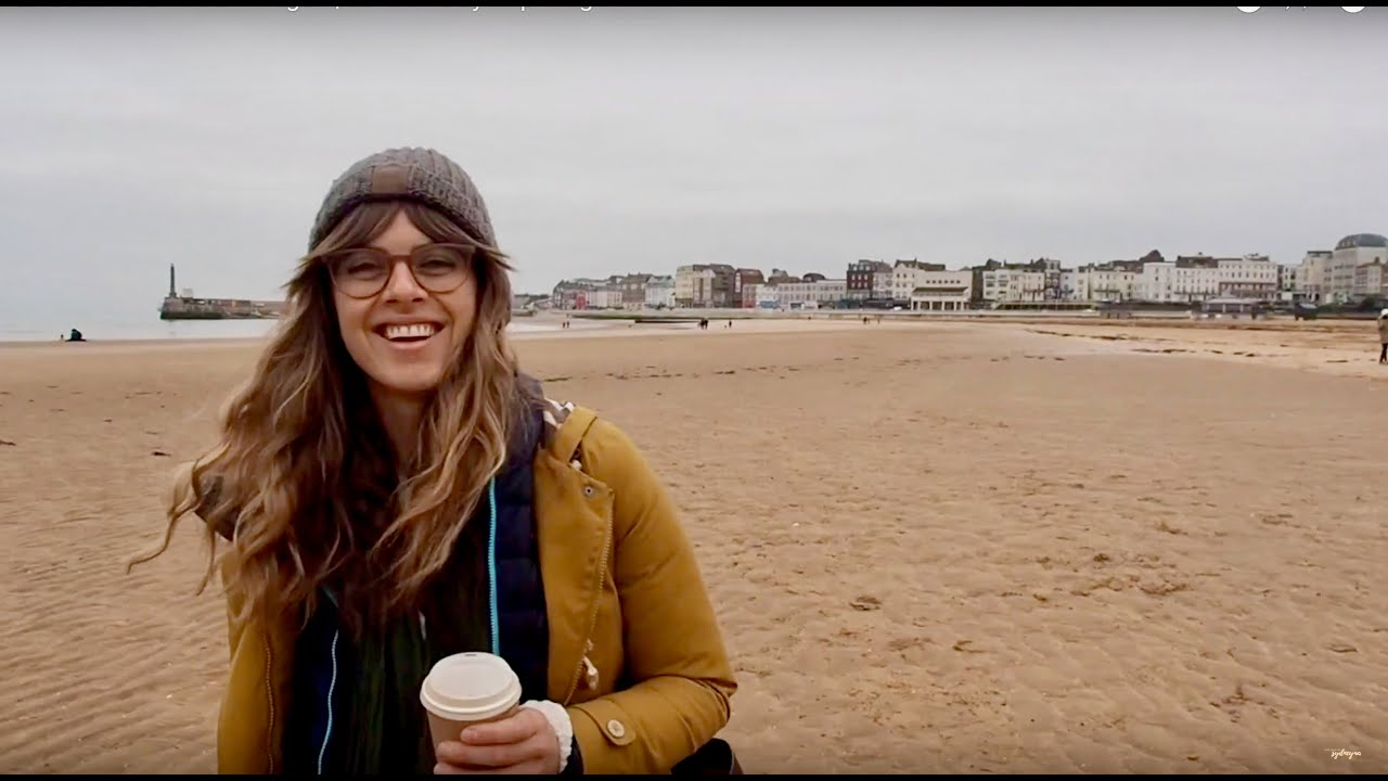 ENGLISH SEASIDE Villages | London Day Trip Vlog