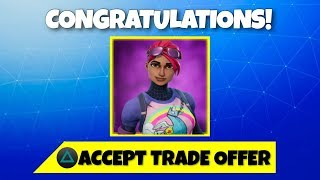 IM GIFTING MY FANS THE BRITE BOMBER SKIN FOR FREE! (Fortnite Gifting System)