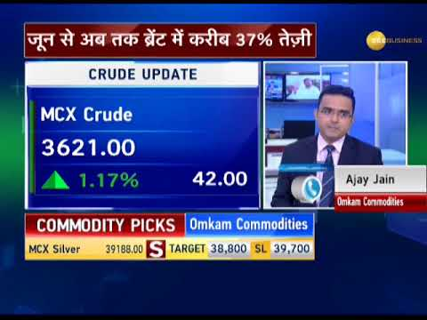 Commodities Live: Sell gold, silver while buy crude oil, copper