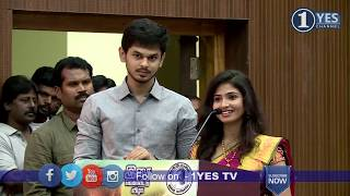 Palli Paruvathile Audio Launch | Nantha Ram, Venba | 1Yes Tv