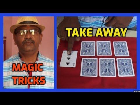 ONLINE TAMIL MAGIC I ONLINE MAGIC TRICKS TAMIL #636 I TAKE AWAY I தமிழ் மேஜிக்