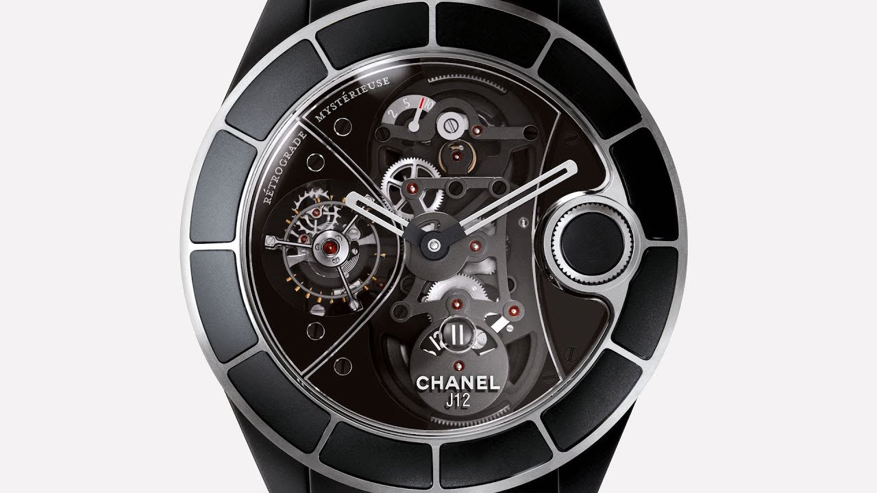 894a57ab Spending Time: All About Chanel J12 Men's Watches | aBlogtoWatch