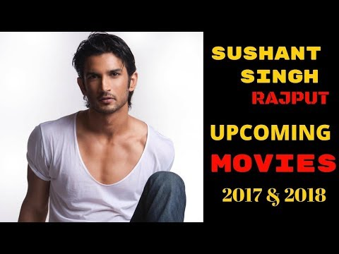 Sushant Singh Rajput Upcoming Movies List 2017 And 2018, Celebrity Theatre